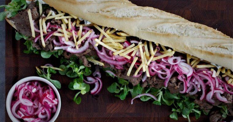 Venøsandwich